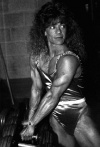 Girl with muscle - Lisa Dalton