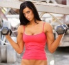 Girl with muscle - Elizabeth Paige