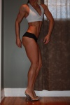 Girl with muscle - Jenny Borecky