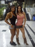Girl with muscle - Rakel Ramos, Miriam Sanchez