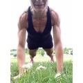 Girl with muscle - Toni resal