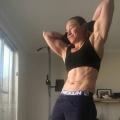 Girl with muscle - Lisa Lewis