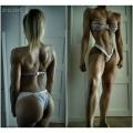 Girl with muscle - Britt Olsen