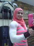 Girl with muscle - Khloud Essam