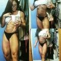 Girl with muscle - Fern Assard