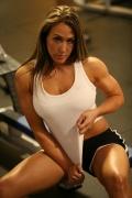 Girl with muscle - Dora Trikoupis