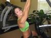 Girl with muscle - Tori