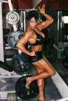 Girl with muscle - Latia Del Riviero