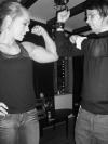 Girl with muscle - Heidrun Sigurdardottir