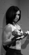 Girl with muscle - Miriam Looney