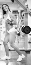 Girl with muscle - Daniela D'Emilia