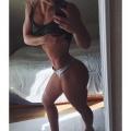Girl with muscle - Caroline Bergøe
