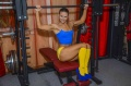Girl with muscle - Olga Demchuk