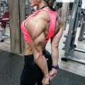 Girl with muscle - Ana Feijo