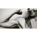 Girl with muscle - Brandy Fox