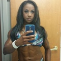 Girl with muscle - Stacy Simons