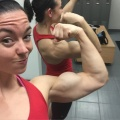 Girl with muscle - Jodi Boam
