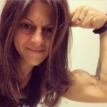 Girl with muscle - Gina Cavaliero