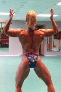 Girl with muscle - Amy Bowen