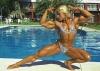 Girl with muscle - marja lehtonen