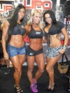 Girl with muscle - Gal Ferreira / Larissa Reis / Nanda Croft