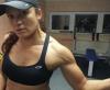 Girl with muscle - Tasha