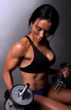 Girl with muscle - Jannet Porras