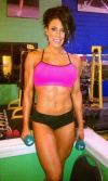 Girl with muscle - Dayna Maleton