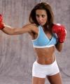 Girl with muscle - Nicole Moneer Guerrero