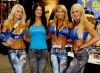 Girl with muscle - Sherry Goggin,  Katina Maistrellis, Dena Ann Weine