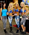 Girl with muscle - Katina Maistrellis, Sherry Goggin, Dena Anne Weine