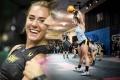 Girl with muscle - Brooke Wells