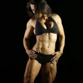 Girl with muscle - Regiane Moreira