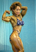 Girl with muscle - Dawn Riehl