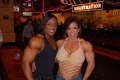 Girl with muscle - Kim Perez  / Suzanne Germano