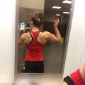 Girl with muscle - Briana Sokoloski