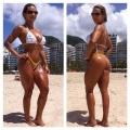 Girl with muscle - Mariana Dantas