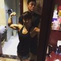 Girl with muscle - Kim Yeon-Ah