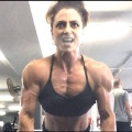 Girl with muscle - Nicky Foord