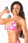 Girl with muscle - Erica Cordie