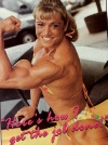 Girl with muscle - Laura Binetti