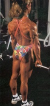 Girl with muscle - Laura Binetti