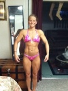 Girl with muscle - Brittany