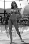 Girl with muscle - Samantha Bullington