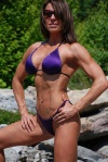 Girl with muscle - Tina Todd