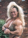 Girl with muscle - Karla Nelsen