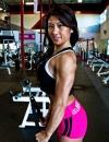 Girl with muscle - Kiana Phi