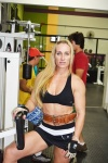 Girl with muscle - Luciane Vieira