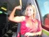Girl with muscle - Isil Okan Aktan