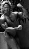 Girl with muscle - Jan Harrell